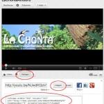 Insérer des vidéos dans vos articles