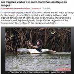 France Guyane : Les pagaies vertes 2012