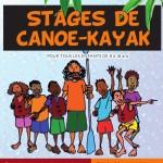 Stage decouverte Kayak  été 2013