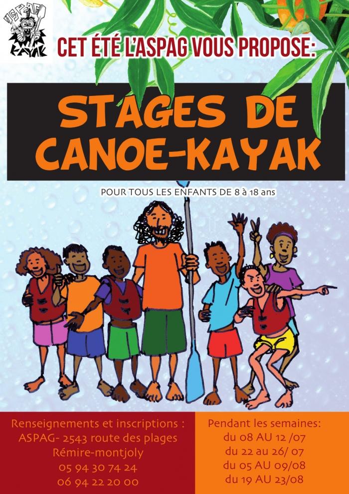Stage kayak