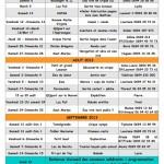 Programme 3ème Trimestre 2013