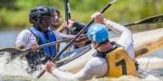Résultats du championnat régional de Kayak polo!