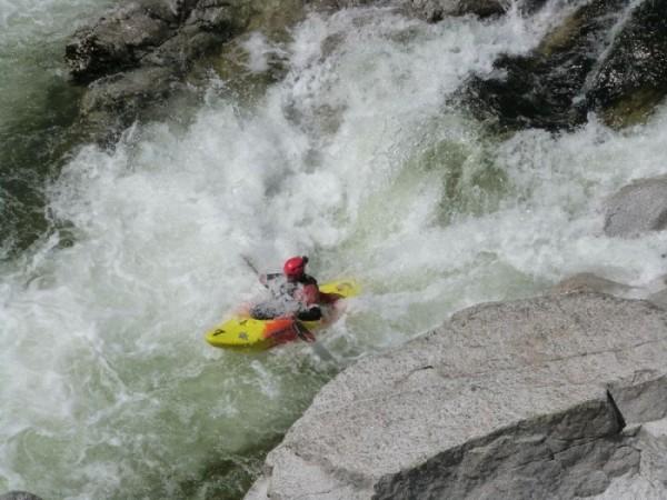 Rivière des cascades